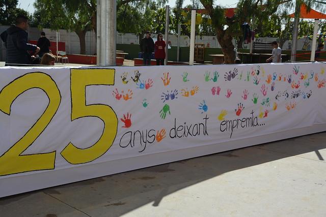 25è aniversari de l'escola nova