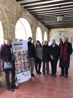 SORAPS Teacher Training Course - Salamanca