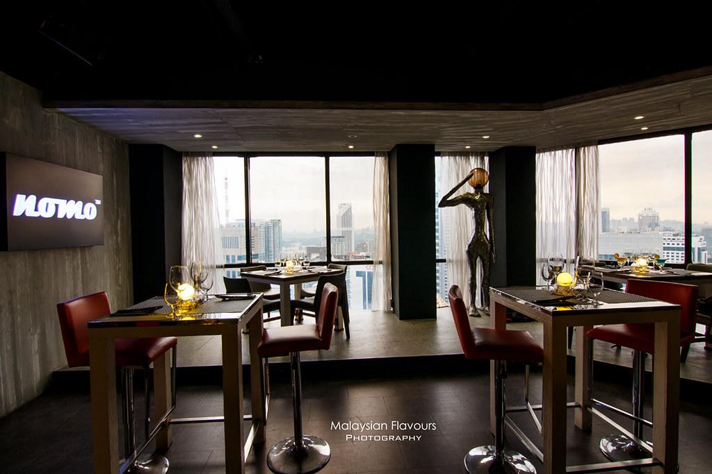 NOMO Restaurant Menara KH KL