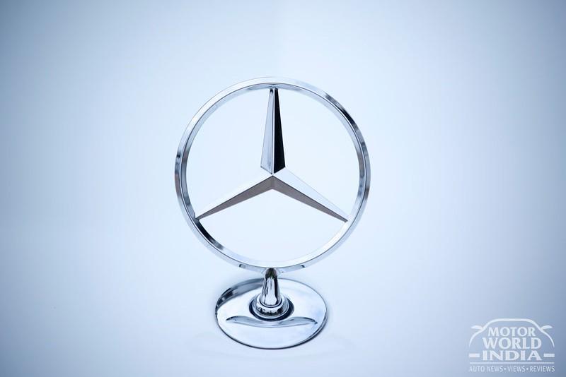 Mercedes S Class Logo