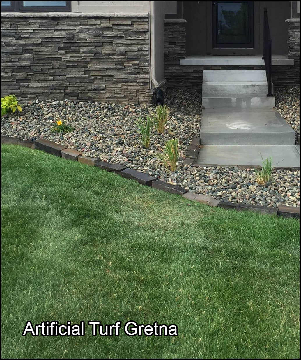 artificial turf gretna