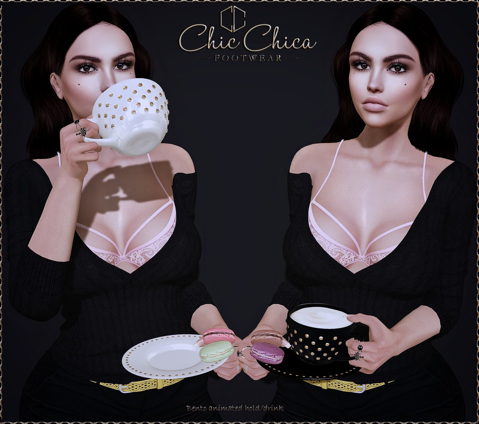 Latte by ChicChica OUT @ Tres Chic