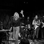 Wed, 28/02/2018 - 7:52pm - Lissie and her band perform for WFUV Radio at Rockwood Music Hall in New York City, 2/28/18. Hosted by Eric Holland. Photo by Gus Philippas/WFUV