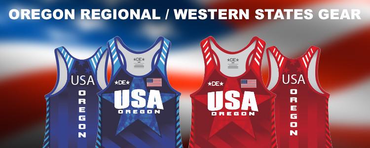 Oregon Regional Western States Gear