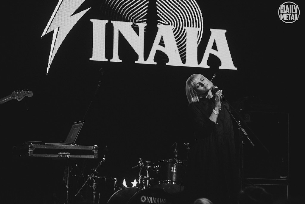 Inaia@Bowie Night | Atlas | 16.03.18