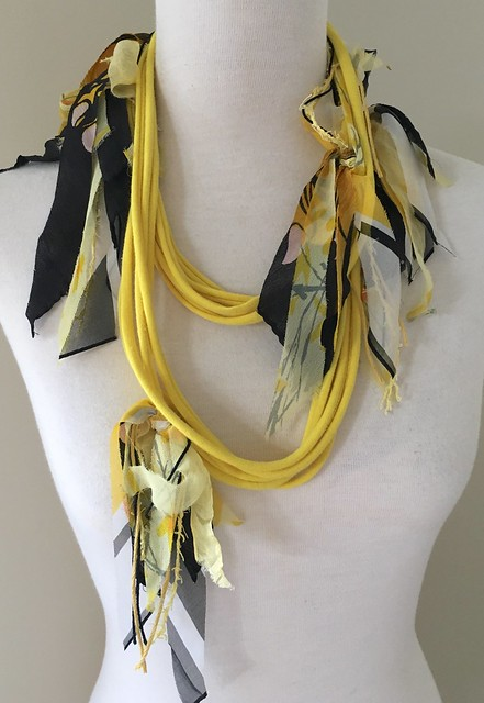 Upcycle Scarf