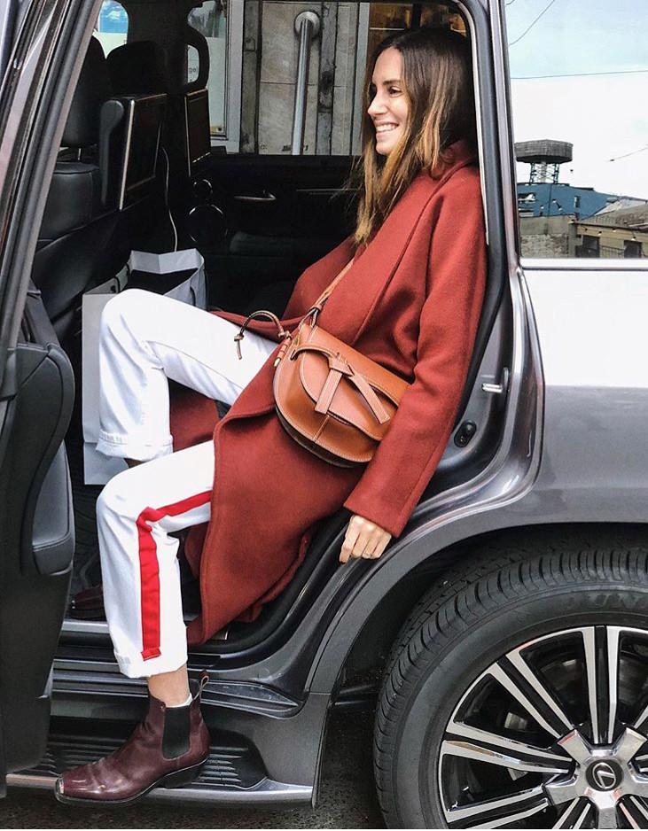 西班牙時尚部落客 Gala Gonzalez