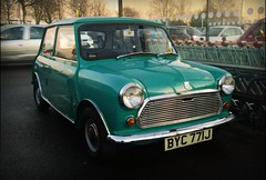 British Leyland Mini