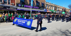 Bayside Queens St. Patrick's Day parade