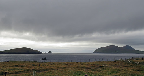 Blasket Islands on our Dingle Peninsula Drive, part of Ireland's Wild Atlantic Way