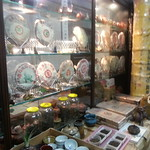 Taipei Walking Tour - Antique mart  錦安市場 昭和町文物市集