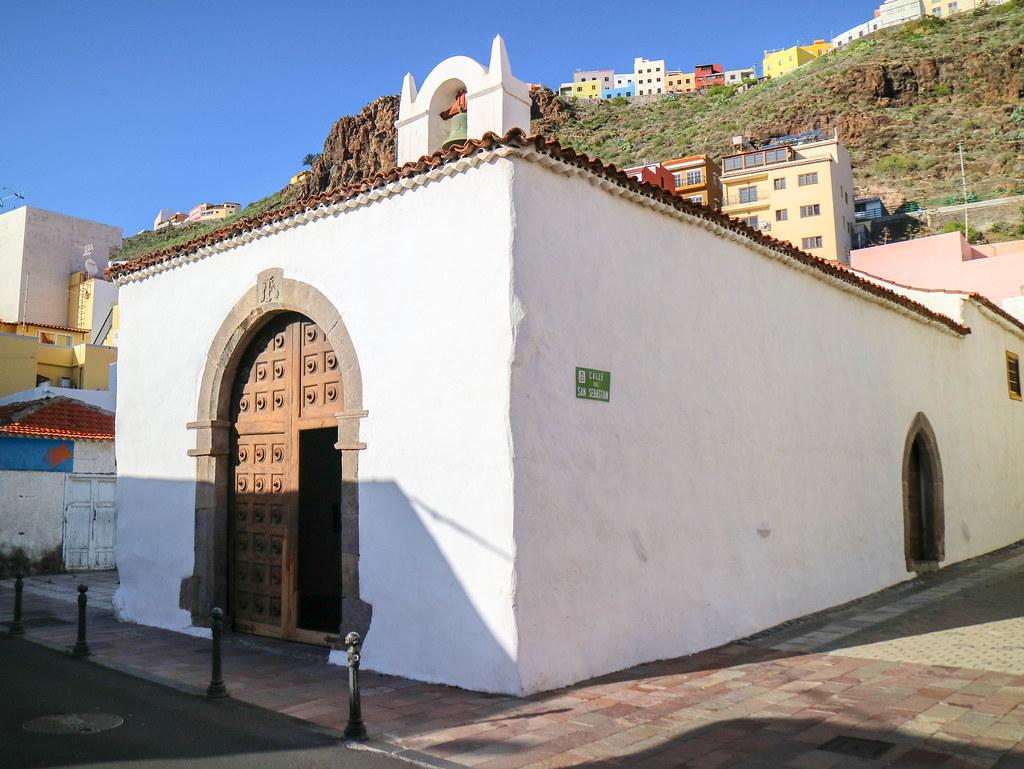 Iglesia San Sebastián en La Gomera