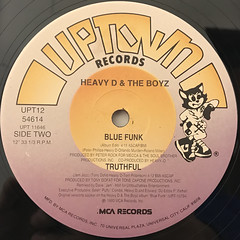 HEAVY D & THE BOYZ:TRUTHFUL(LABEL SIDE-B)
