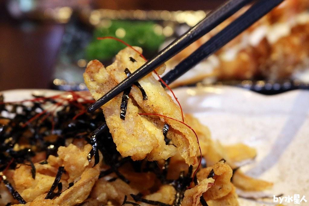41134497842 e92c41fa79 b - 熱血採訪|岦根川居酒屋,市區內夜景景觀餐廳,日本空運新鮮魚貨,壽司串燒炸物燒烤快炒(已歇業)