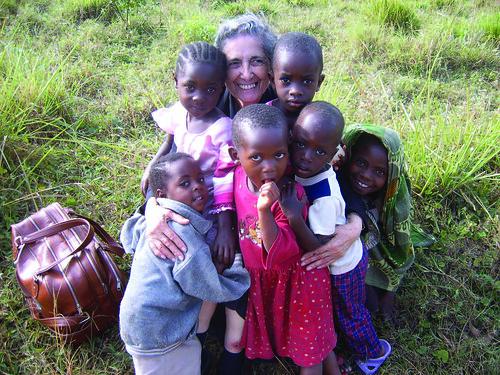 """OCMC News - Remembering Missionary Charita """"Mama"""" Stavrou"""