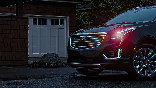 Cadillac XT5 Light