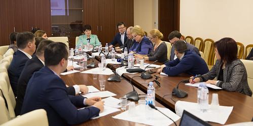 04.04.2018 Audieri organizate de Comisia protecţie socială, sănătate şi familie