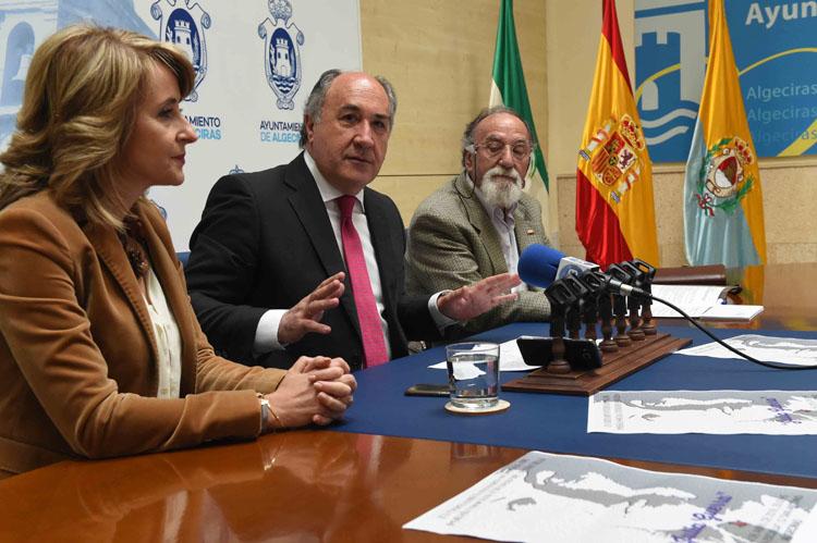 RUEDA DE PRENSA PRESENTACIÓN CERTAMEN INTERNACIONAL DE POESÍA JULIA GUERRA1