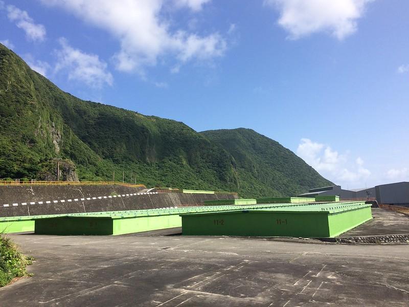 蘭嶼儲存場