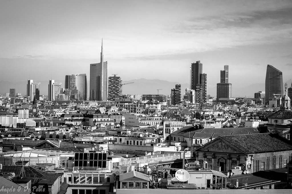 Milan Italy The City Of Fashion Opera And Design Page