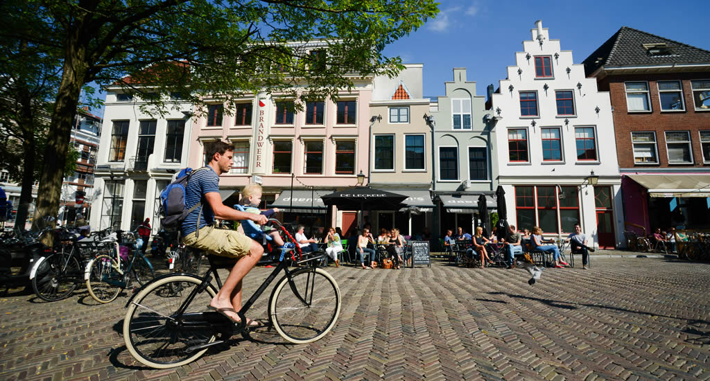 Discover Utrecht, The Netherlands, by bike | Your Dutch Guide