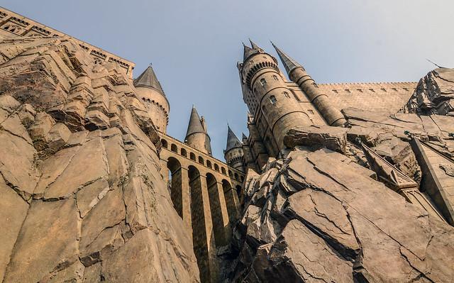 USJ Under Hogwarts