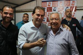 Lançamento da pré-candidatura de  Aldo Rebelo