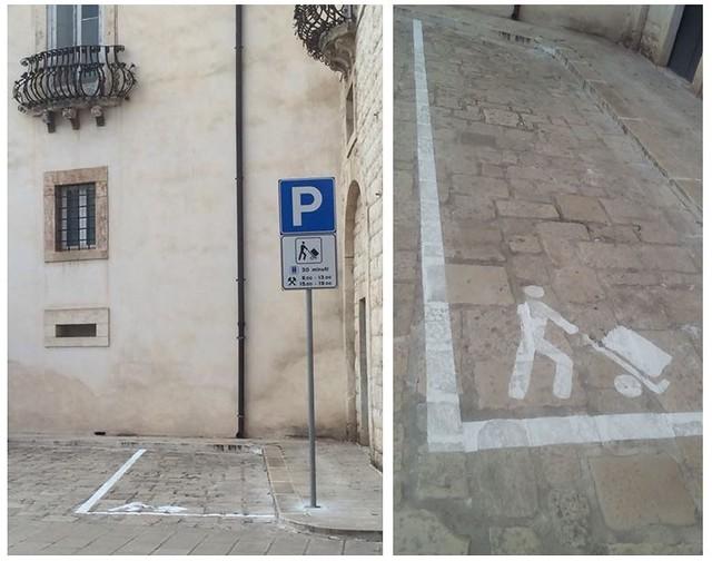 Stallo Palazzo Marchesale Turi