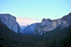 Tunnel View | Yosemite National Park, California