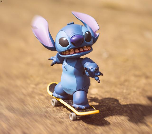 Stitch Skater