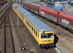 Rail maintenance and work vehicles