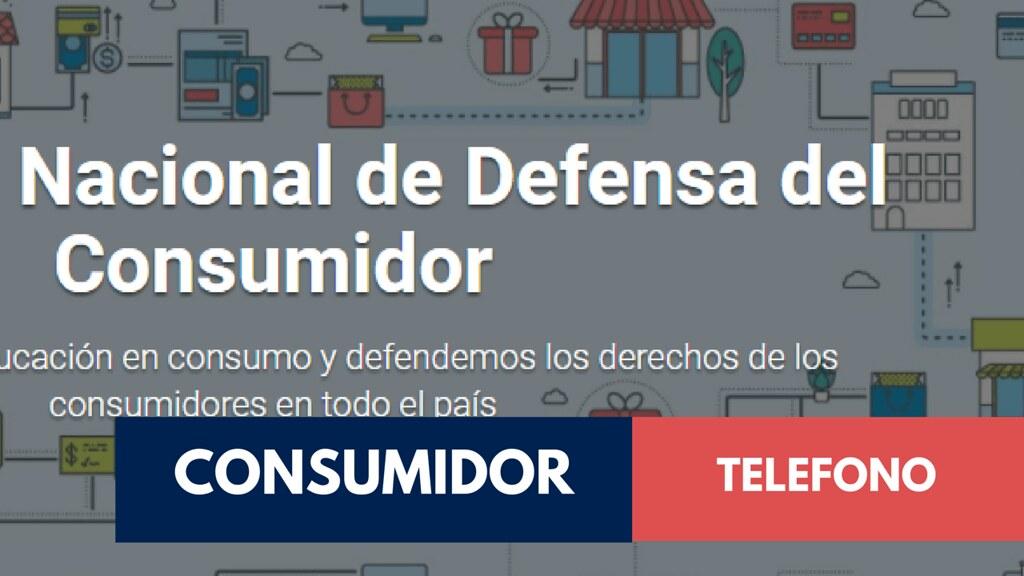 Defensa al consumidor telefono iniciar reclamo for Telefono oficina del consumidor