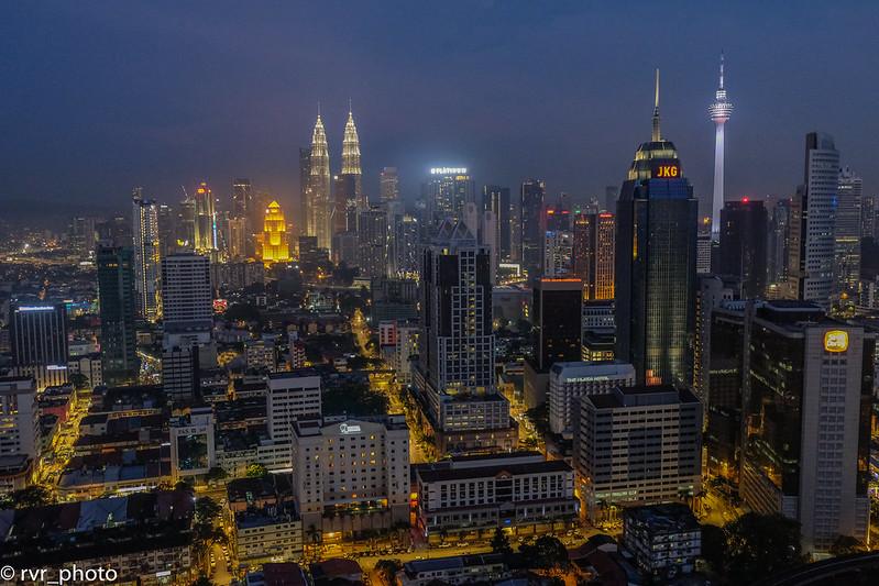 Panorámica Regalia Suites, Kuala Lumpur