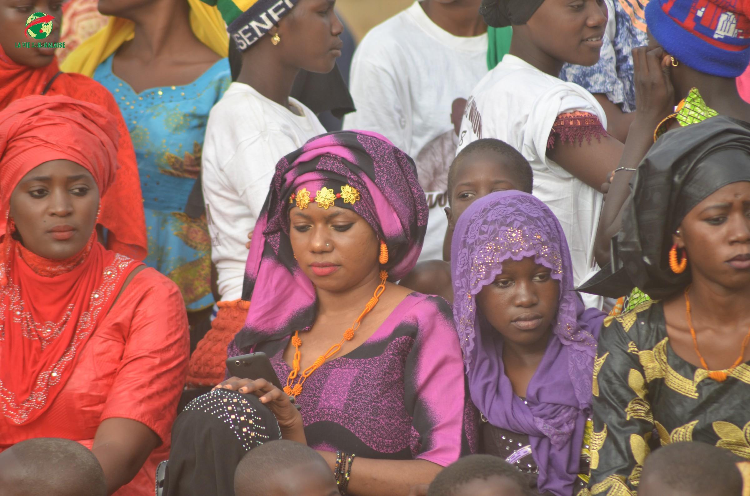 Journées Culturelles Waoundé, Parrain Bakary Biné Camara, Images de laviesenegalaise (20)