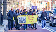 2018.04.04 The People's March for Justice, Equity and Peace, Washington, DC USA 01176