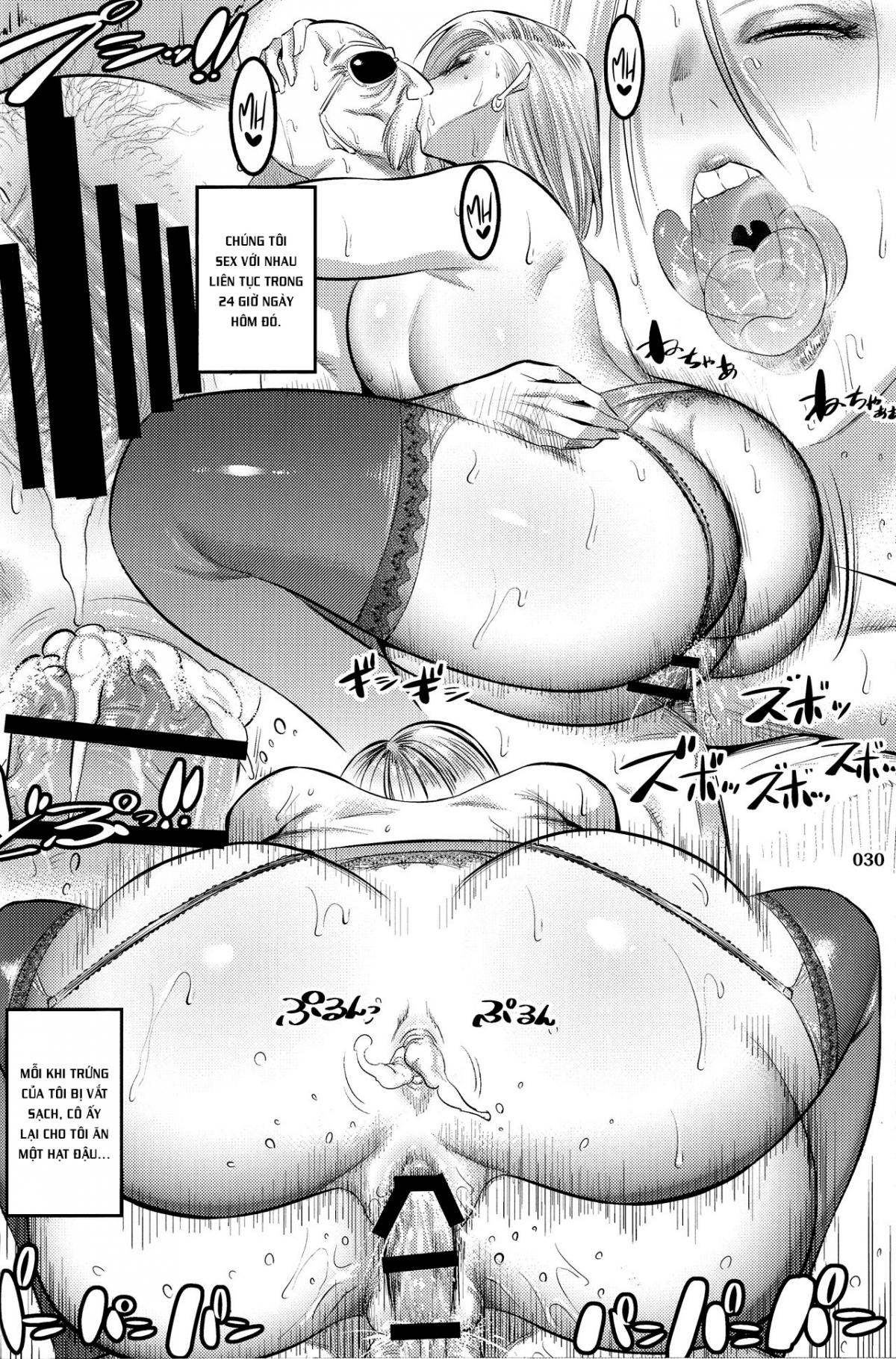 HentaiVN.net - Ảnh 30 - 18-gou ni Mainichi Muriyari Semen Shiboritorareru Hon - A Book About Getting Your Semen Forcibly Squeezed Out By No. 18 Every Single Day - Oneshot