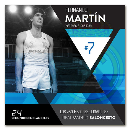 #7 FERNANDO MARTÍN