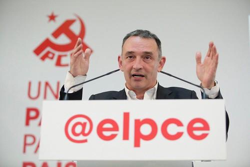 41 aniversario legalización del PCE