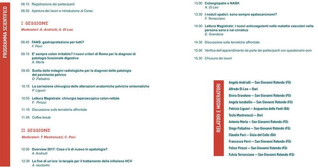corso Gastroenterologia