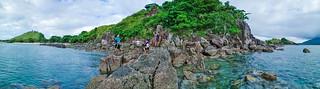 Sambawan Rock Formation