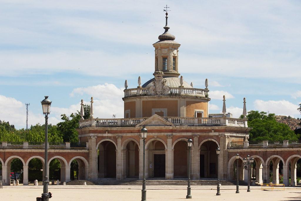 San Antonio en Aranjuez