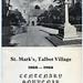 St Mark's Church, Talbot Village, Wallisdown, Bournemouth, Dorset
