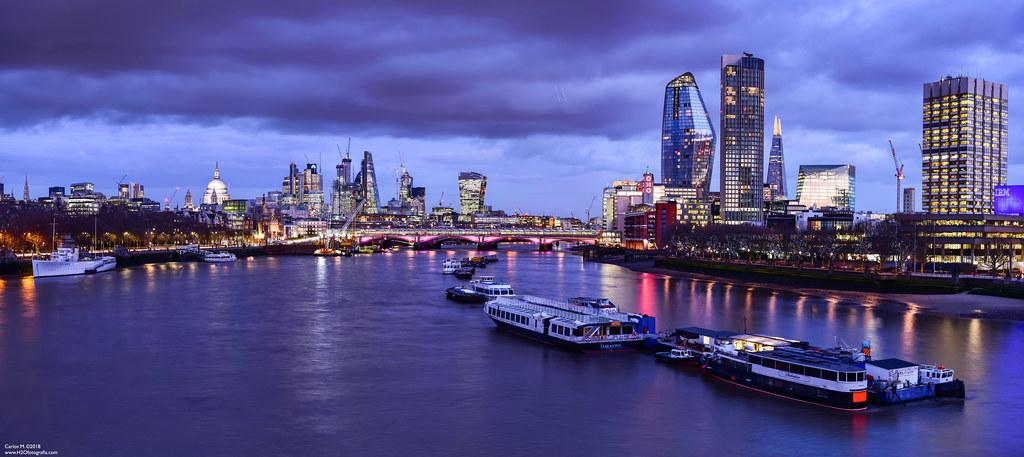 Panoramic View London