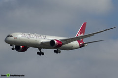 G-VDIA - 37975 - Lucy in the Sky - Virgin Atlantic Airways - Boeing 787-9 - Heathrow - 170402 - Steven Gray - IMG_0427