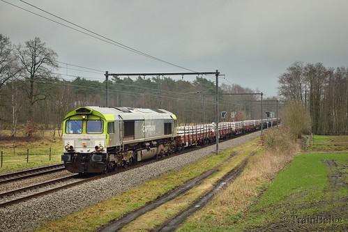 Captrain 6603 Bouwel