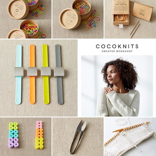 Have you checked out Cocoknits Sweater Workshop or her awesome tools?