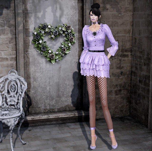 -AZUL- Jessica /Lavender