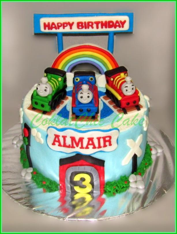 Cake Thomas ALMAIR 18 cm