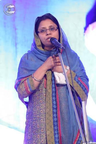 Dr. Urmila Jindal from Preet Vihar, expresses her views