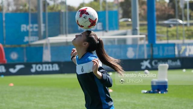 RCD Espanyol - Valencia (15-4-2018)